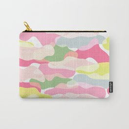 Pastel Camo Carry-All Pouch