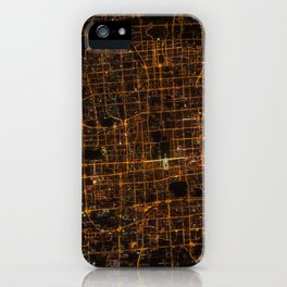 Beijng From Above iPhone Case