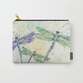 Xena's Dragonfly Carry-All Pouch
