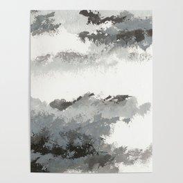 clouds_december Poster