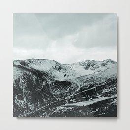 The White Mountain (Borovets, Bulgaria) Metal Print