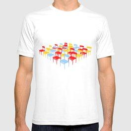 25 Chairs T-shirt