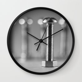In the step Wall Clock