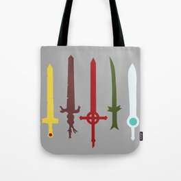 ALPHA-NUMERICAL Tote Bag