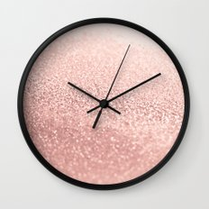 ROSEGOLD  Wall Clock