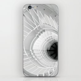 The Winding Staircase iPhone Skin