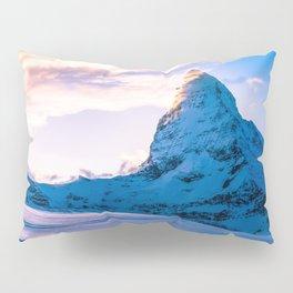 Mountain Peak (Morning Light) Pillow Sham