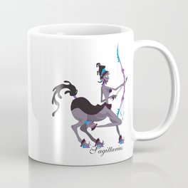 Starlight Sagittarius Coffee Mug