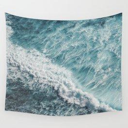Saltwater Feelings Ocean Surf Wall Tapestry
