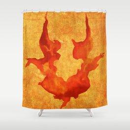 Sienna Mark Shower Curtain