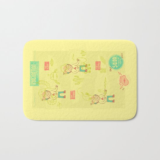 The Best Toy Bath Mat