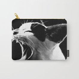 hairy cats Carry-All Pouch