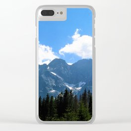 tatry  mountains Clear iPhone Case