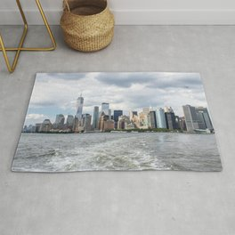 NYC Skyline 2017 Rug