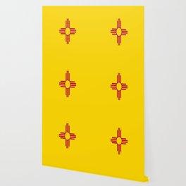 flag new mexico-usa,america,sun,Zia Sun symbol,New Mexican,Albuquerque,Las Cruces,santa fe,roswell Wallpaper