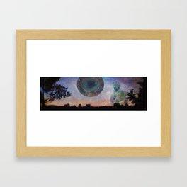 **item no. 1** Framed Art Print