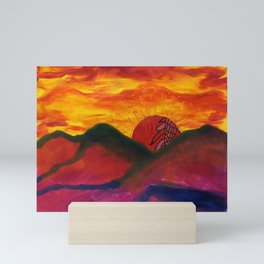 Tucson Mini Art Print