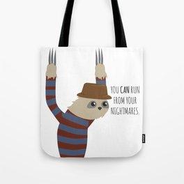 You Can Run Tote Bag