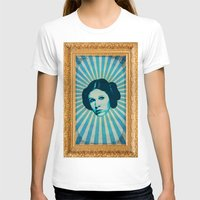 leia T-shirts featuring Leia by Durro