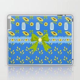Sunflower Country Laptop & iPad Skin