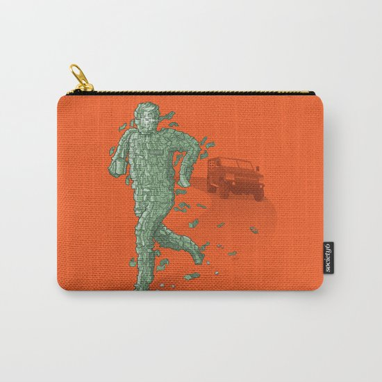 The Six Million Dollar Man Carry-All Pouch