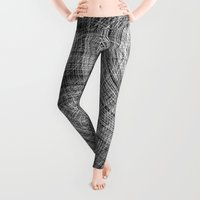 gray Leggings featuring Gray cycles by haroulita