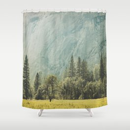 Yosemite Valley IV Shower Curtain