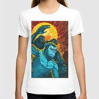 planet of the apes T-shirts featuring Dawn Of The Planet Of The Apes by KD Artwork