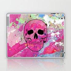 Skull collage Laptop & iPad Skin