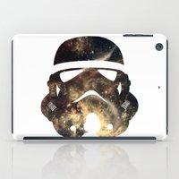 stormtrooper iPad Cases featuring Stormtrooper by Benedikte