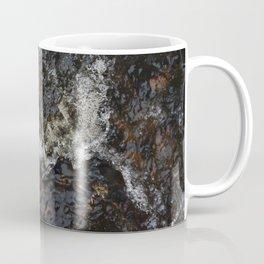 A raging stream Coffee Mug