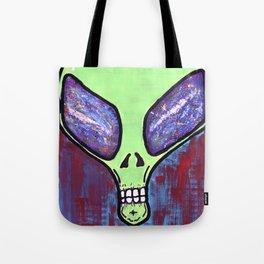 space gazer Tote Bag