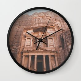 Petra IV Wall Clock