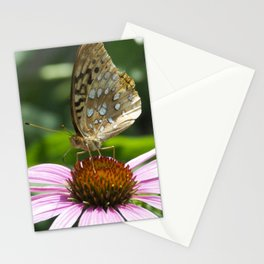Variegated Fritillary Butterfly #2 Stationery Cards