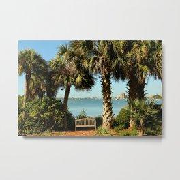 Sarasota Bay Metal Print