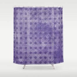 Moon spots Shower Curtain