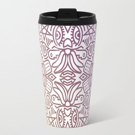Decorative Pattern 2 Travel Mug