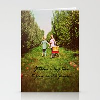 friendship Stationery Cards featuring Friendship  by Jo Bekah Photography