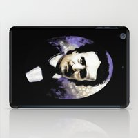edgar allan poe iPad Cases featuring Edgar Allan Poe by Rouble Rust