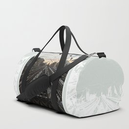LIFE TRACKS Duffle Bag