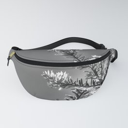 silver sprigs Fanny Pack