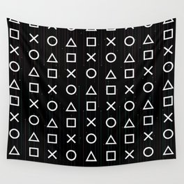 World of Gamer Wall Tapestry