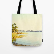 Wolfe's Neck State Park, ME Tote Bag