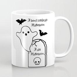 I Am Halloween Coffee Mug