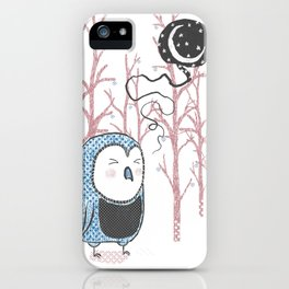 Late morning, Early night. iPhone Case