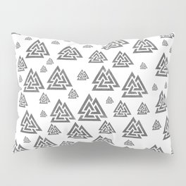Valknut Pillow Sham