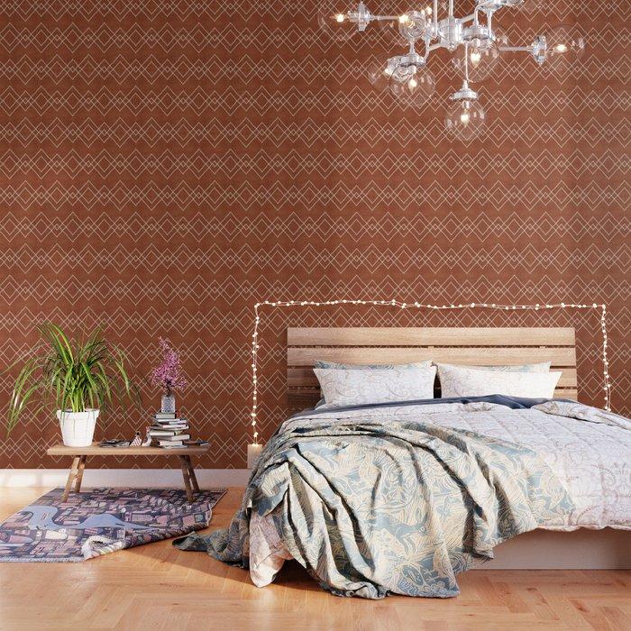 Nudo in Rust Wallpaper