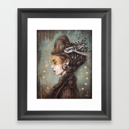 Naya Framed Art Print