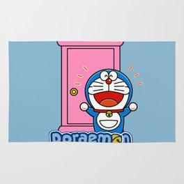 Doraemon and the Magic Door Rug