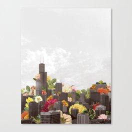 Growth Canvas Print
